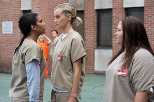 Orange Is The New Black S4, Champan vs la comunidad latina