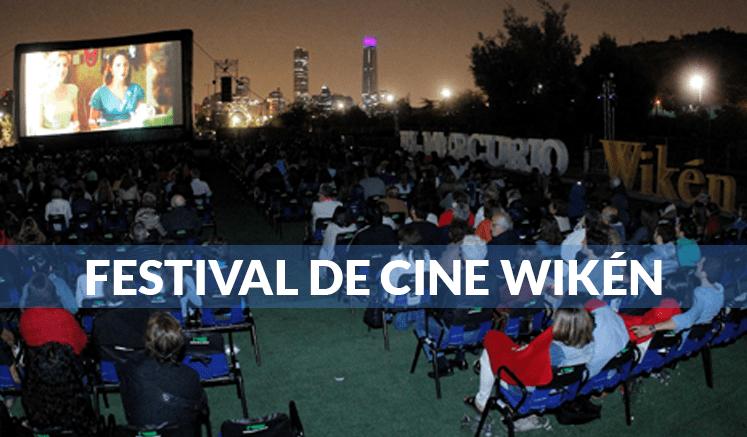15vo Festival de Cine Wiken, 2017