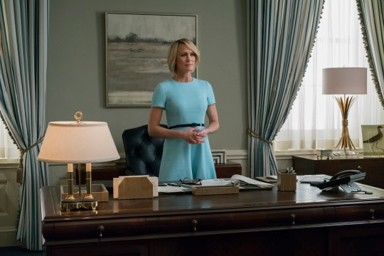 House of Cards- Claire