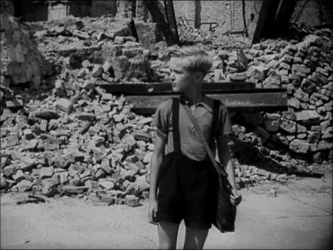 Películas de guerra para ver - alemania año cero