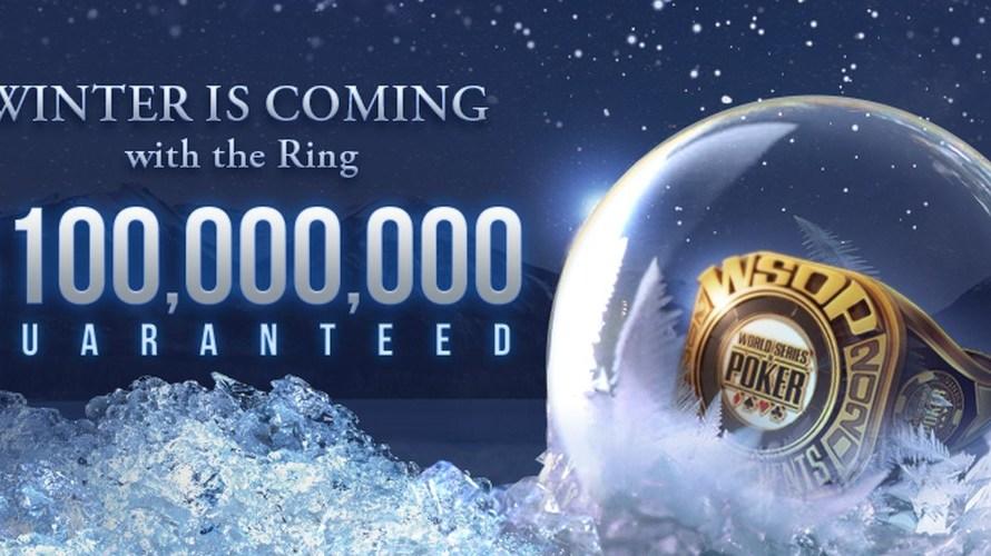La seconde série du tournoi WSOP à 100 millions de dollars de GGPoker commence ce dimanche