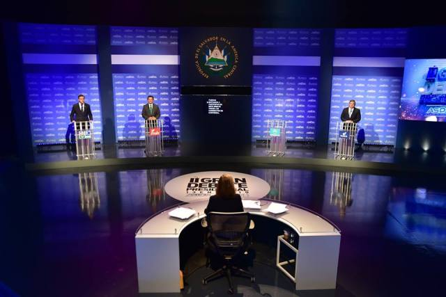 II Gran Debate Presidencial 2019 ASDER AUPRIDES.