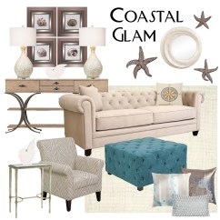 Coastal Design Living Room Pictures Of Blue Rooms Decor As Designed Interiors Style With A Glam Tough