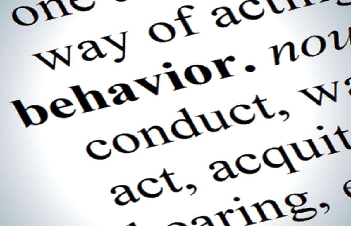 autism and behavior