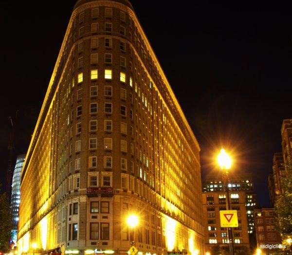 Beautiful Boston at Night Ashutosh Sharma39s Digital clicks