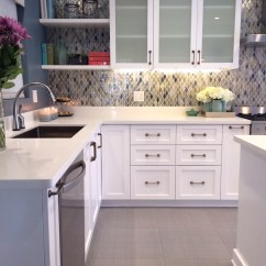 Hgtv Kitchen Backsplash Air A S D Interiors Blog Remodel View Of The Tile Glass Upper Cabinets And Sink Area