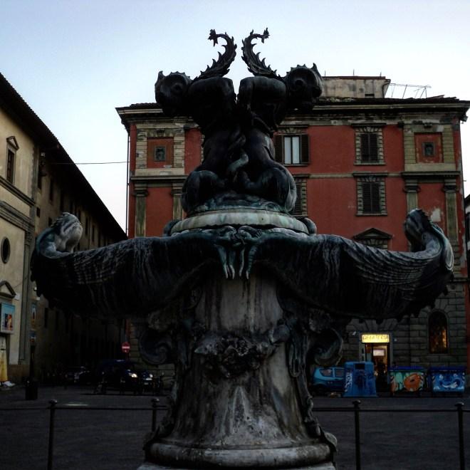 estatua maneirista florença