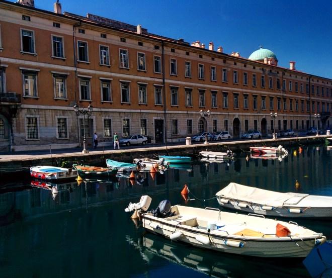 trieste cidade mais subestimada do mundo canal mar