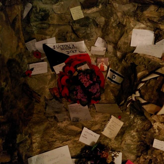 igreja de são cirilo mortos terror heydrich segunda guerra praga 1