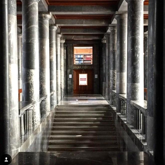 Biblioteca universidade Ljubljana