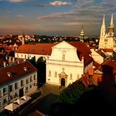 Vista Lotrscak Zagreb