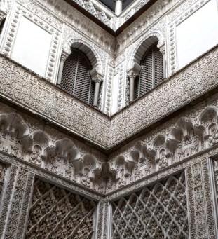 Alcazar Sevilha palácio 13