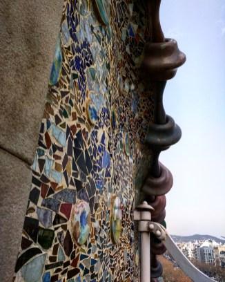 Casa Batllo Barcelona Telhado 2