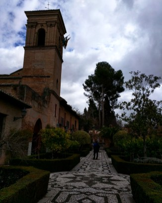 Jardins Alhambra Granada