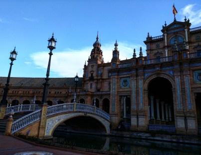Plaza de Espana Sevilha 2