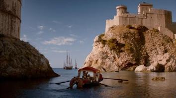 Porto de King's Landing Dubrovnik