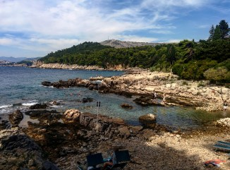 Praia Lokrum Dubrovnik
