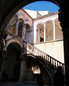 Palácio do reitor Dubrovnik