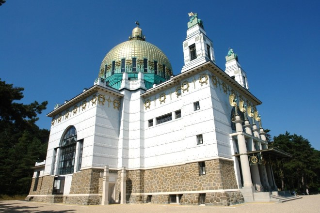 church-am-steinhof-open-building