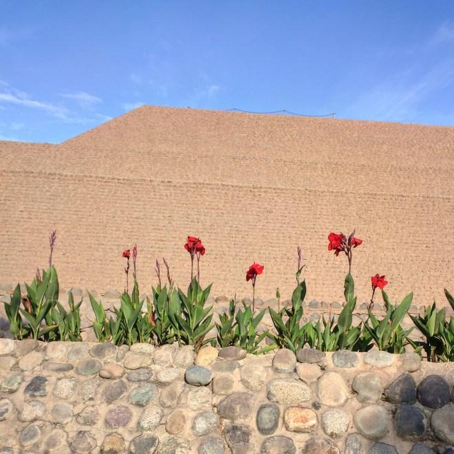 Huaca Huallamarca Lima pirâmide 3