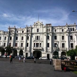 Lima plaza San Martin