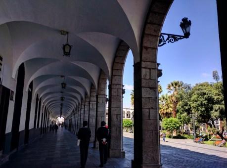 Plaza de Armas Arequipa 6