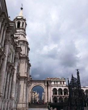 Plaza de Armas Arequipa 7