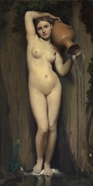 300px-Jean_Auguste_Dominique_Ingres_-_The_Spring_-_Google_Art_Project_2