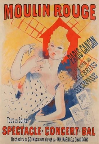 Cheret_MoulinRouge_ParisCancan
