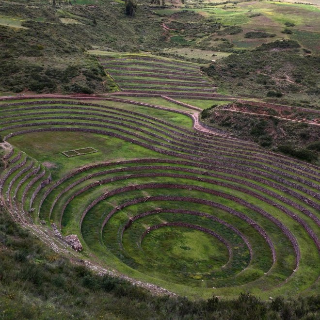 Vale Sagrado dos Incas Moray 1