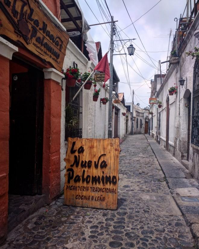 Arequipa La Nueva Palomino