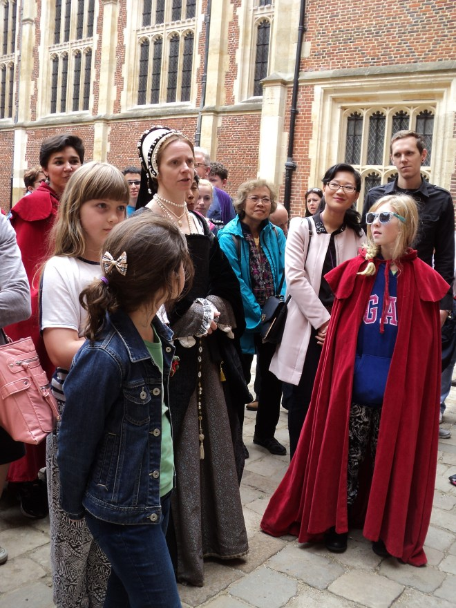 Hampton Court Palace atores