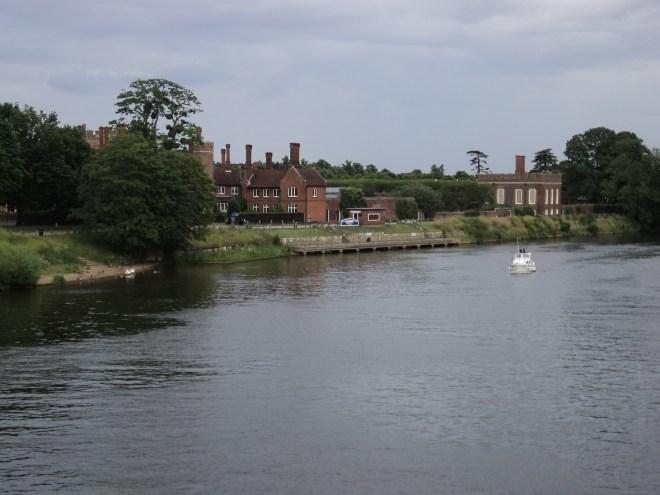 Hampton Court Palace exterior 14