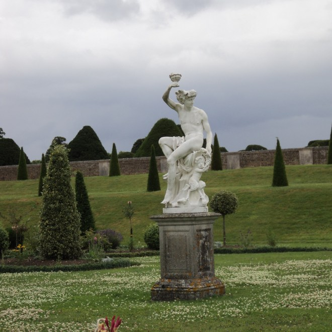 Hampton Court Palace Jardim 23