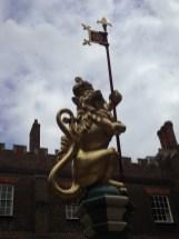 Hampton Court Palace Pátios 2