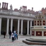 Hampton Court Palace Pátios 7