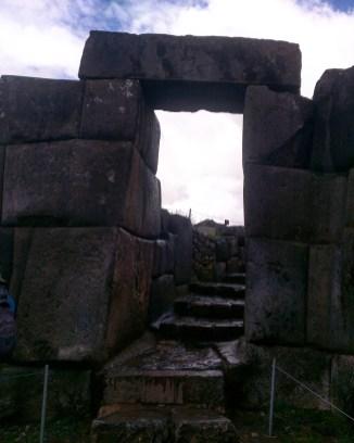 Sacsayhuamán 1