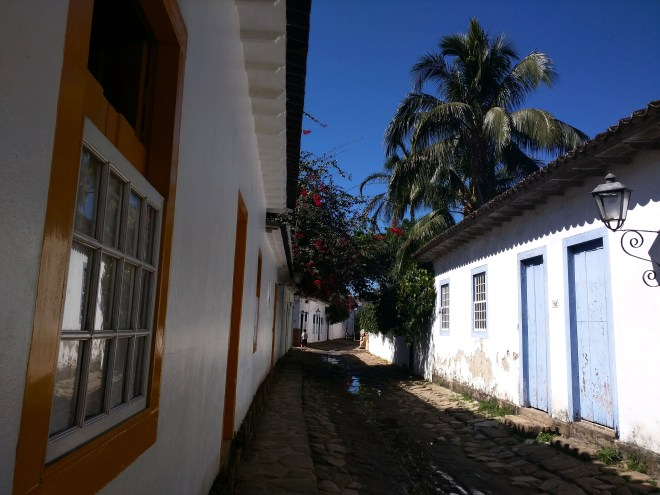 Centro histórico de Paraty 22