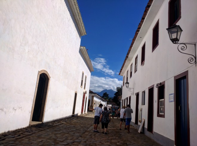 Centro histórico de Paraty 32