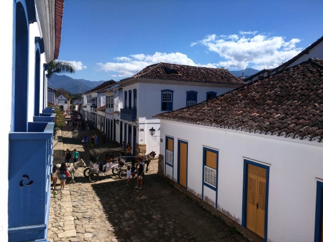 Centro histórico de Paraty 37