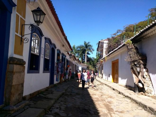 Centro histórico de Paraty 38
