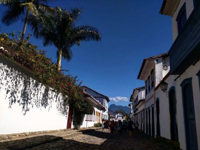 Centro histórico de Paraty 39