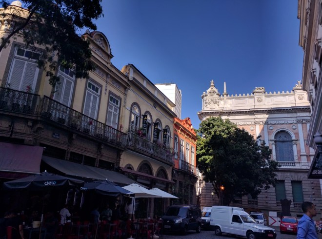 Centro do Rio 2