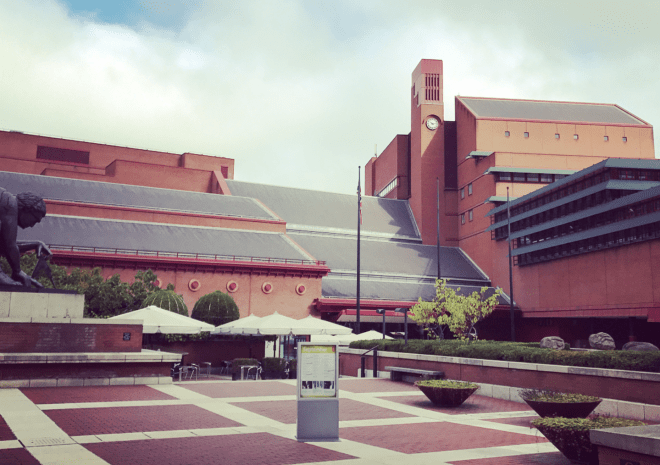 British Library Londres bibliotecas mais bonitas do mundo 2