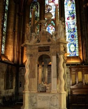 Catedral de Salisbury Inglaterra 10