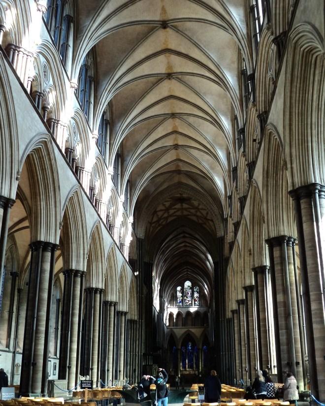 Catedral de Salisbury Inglaterra 12