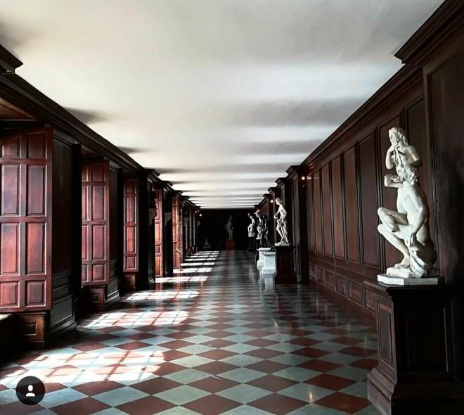 Corredor Hampton Court Palace