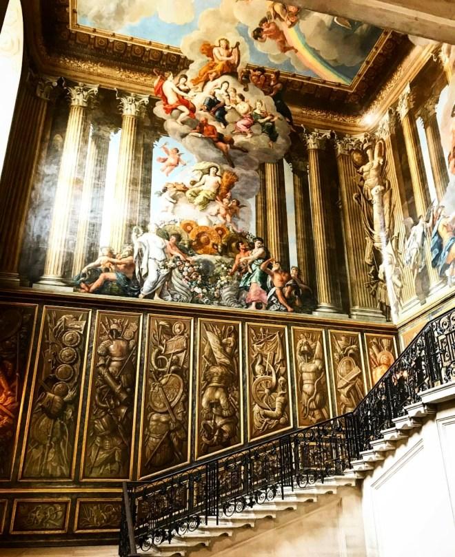 Pinturas Hampton Court Palace