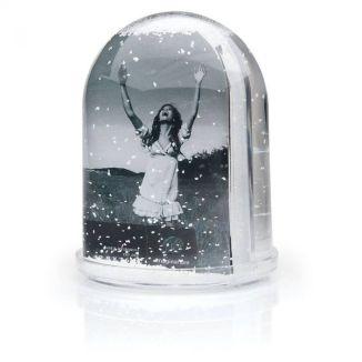 porta retrato globo de neve imaginarium