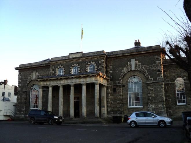 Salisbury cidade Inglaterra 6